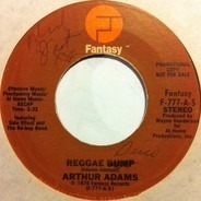 Arthur Adams - Reggae Bump