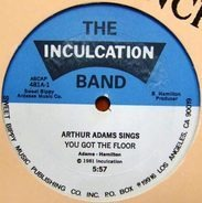 Arthur Adams - You Got The Floor / Stay With Me Tonight