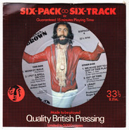 Arthur Brown - Six-Pack ~ Six-Track or Guaranteed 15 Minutes Playing Time
