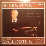 Grieg / Liszt (Rubinstein) - PIANO CONCERTOS