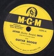 Arthur Smith And His Cracker-Jacks - Guitar Boogie