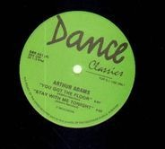 Arthur Adams / Kasso - You Got The Floor / Stay With Me Tonight / Kasso