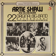 Artie Shaw And His Orchestra - The Uncollected Artie Shaw And His Orchestra