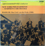 Gustav Mahler , Leonard Bernstein , Israel Philharmonic Orchestra , Christa Ludwig , René Kollo - Das Lied von der Erde