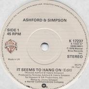 Ashford & Simpson - It Seems To Hang On