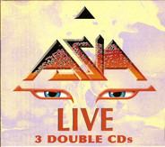 Asia - Live 3 Double CDs