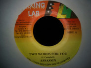Assassin - Two Words For You