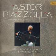 Astor Piazzolla , Orchestra Of St. Luke's , Lalo Schifrin - Concierto Para Bandoneón • Tres Tangos