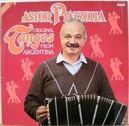 Astor Piazzolla - Original Tangos from Argentina