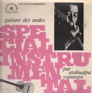 Atahualpa Yupanqui (ARGENTINIA) - Guitare Des Andes (LE CHANT DU MONDE)