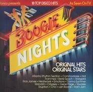 Atlanta Rhythm Section, Commodores, Hot, Trammps... - Boogie Nights