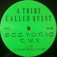A Tribe Called Quest - Hot Sex / Scenario Rmx