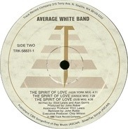 Average White Band Featuring Chaka Khan And Ronnie Laws - The Spirit Of Love