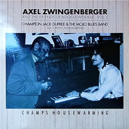 Axel Zwingenberger - Champion Jack Dupree - Torsten Zwingenberger - Axel Zwingenberger And The Friends Of Boogie Woogie Vol.5