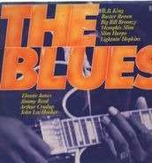 B. B. King, Memphis Slim, Lightnin' Hopkins, John Lee Hooker a.o. - The Blues