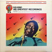 B.B. King - His Greatest Recordings
