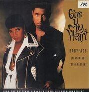 Babyface Featuring Toni Braxton - Give U My Heart