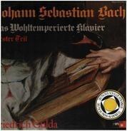 Bach (Gulda) - Das Wohltemperierte Klavier (Erster Teil)