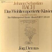 Bach (Demus) - Das Wohltemperierte Klavier 2. Teil BWV 870-893