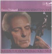 Bach (Enrico Mainardi) - Suiten für Violoncello Solo Nr.1-6