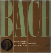 Bach - Violin Concerto In E Major. Partita No 6 In E Major