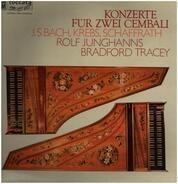 Bach, Krebs, Schaffrath - Konezerte für zwei Cembali