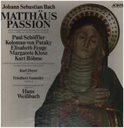 Bach - Matthäus Passion