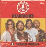 Bachman-Turner Overdrive - Heartaches
