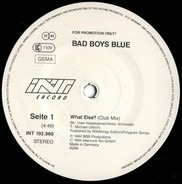 Bad Boys Blue - What Else?