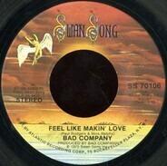 Bad Company - Feel Like Makin' Love