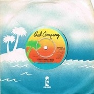 Bad Company - Everything I Need