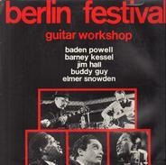 Baden Powell, Barney Kessel... - Berlin Festival Guitar Workshop
