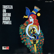 Baden Powell - Tristeza on Guitar
