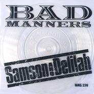 Bad Manners - Samson & Delilah