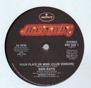 Bar-Kays - Your Place Or Mine