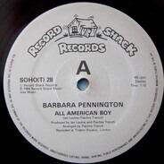 Barbara Pennington - All American Boy