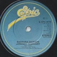 Barbara Dickson - January  February