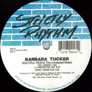 Barbara Tucker - Beautiful People (The Unreleased Mixes)