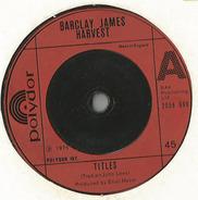 Barclay James Harvest - Titles