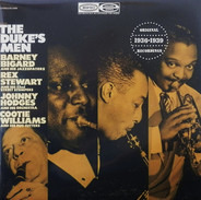 Barney Bigard, Rex Stewart, Johnny Hodges, Cootie Williams - The Duke's Men