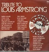 Barney Bigard, Cozy Cole, Bill Coleman, etc - Tribute To Louis Armstrong