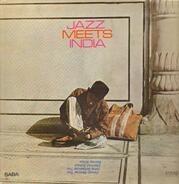 Barney Wilen, Manfred Schoof, Irene Schweizer Trio, Dewan Motihar Trio - Jazz Meets India