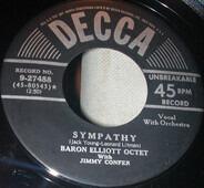 Baron Elliott Octet With Jimmy Confer - Sympathy / Shenandoah Waltz