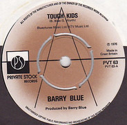 Barry Blue - Tough Kids