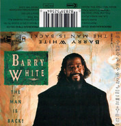 Barry White - Barry White: The Man Is Back!