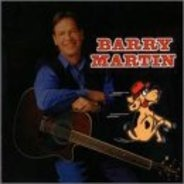 Barry Martin - Butt Scootin' Doggie