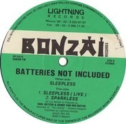 Batteries Not Included - Sleepless