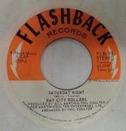 Bay City Rollers - Saturday Night / Money Honey