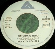 Bay City Rollers - Yesterdays Hero
