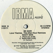 Be Noir - Love Themes (The After Hour Remixes)